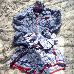 Abercrombie and Fitch pajama set